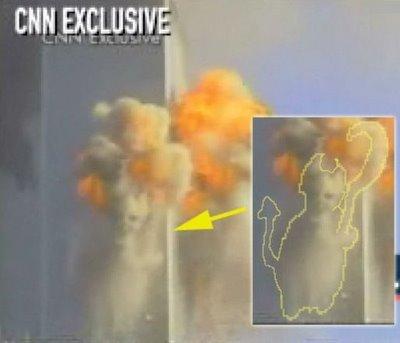 WTC Devil and MS Word Illusion