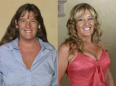 Extreme Makeover Optical Illusion