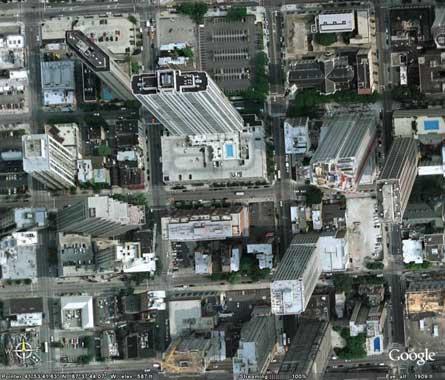 MC Eschers Google Earth