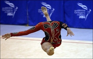 The Headless Gymnast