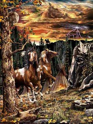 Find The Hidden Horses!