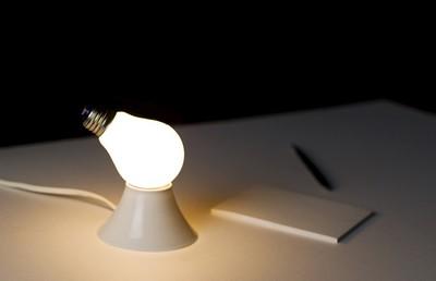 Cool Lightbulb Illusion