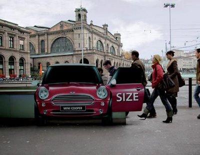 Mini Underpass Advertisment