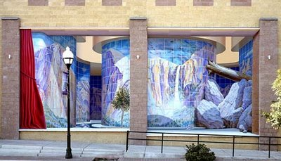 Murals Illusion