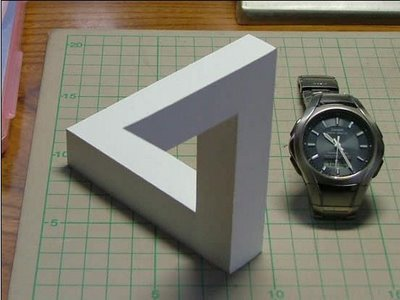 Impossible Objects in Real Life