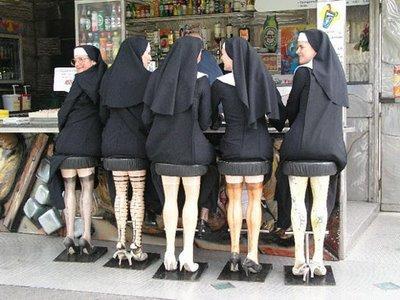 Nuns Illusion