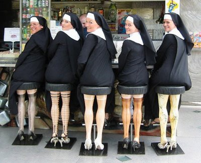 Nuns Illusion