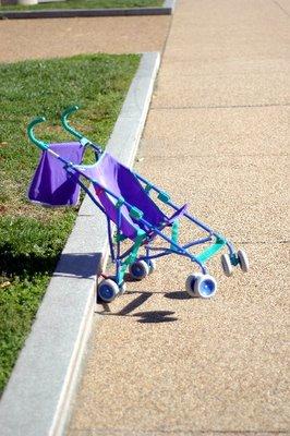 Haunted Stroller Illusion