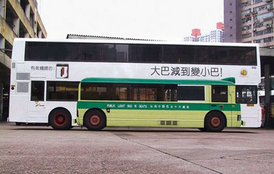 Two Buses Illusion