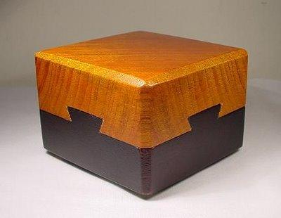 Cube Toy Illusion