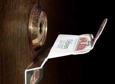 Pizza Delivery Illusion