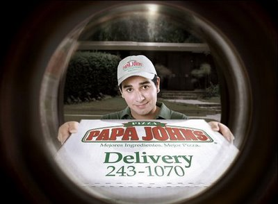 Pizza Delivery Illusion