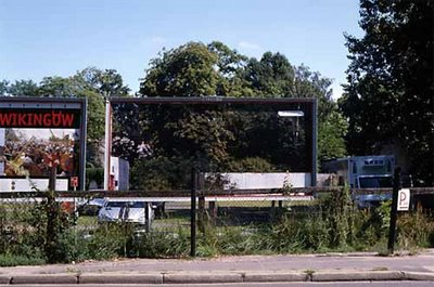 Transparent Billboards Illusion