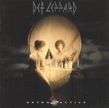 Def Leppard Retroactive Album