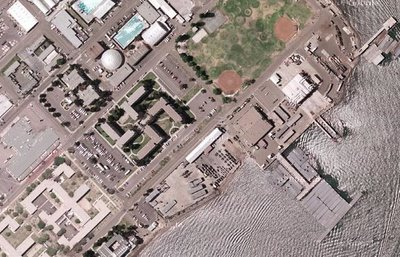 Swastika Shaped Building Found in Google Earth
