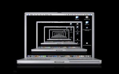 Recursive Mac Illusion