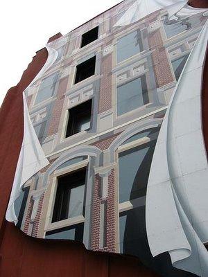 Toronto Building Illusion
