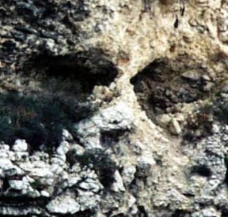 Golgotha Skull Illusion