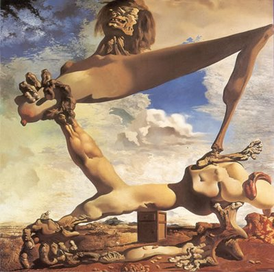 Salvador Dali Does It Again