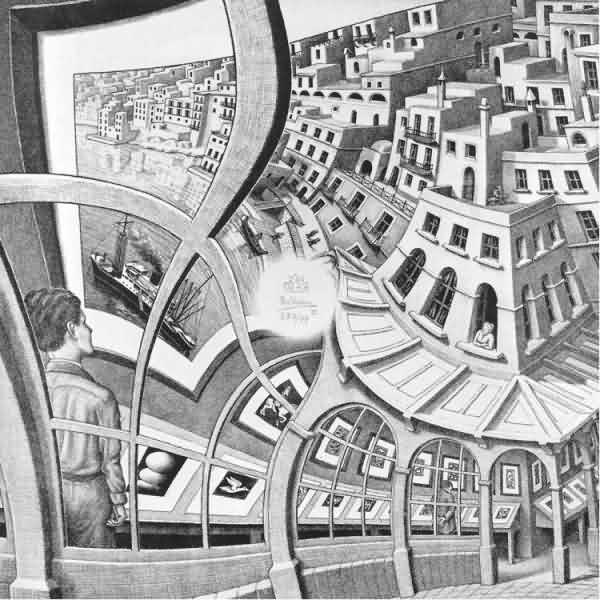 Eschers Window