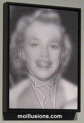MIT Illusion of Many Albert Einsteins