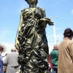 Living Statue Body Paint
