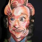 conan face paint