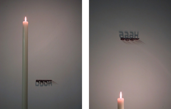 Fred Eerdekens - Candle Shadow
