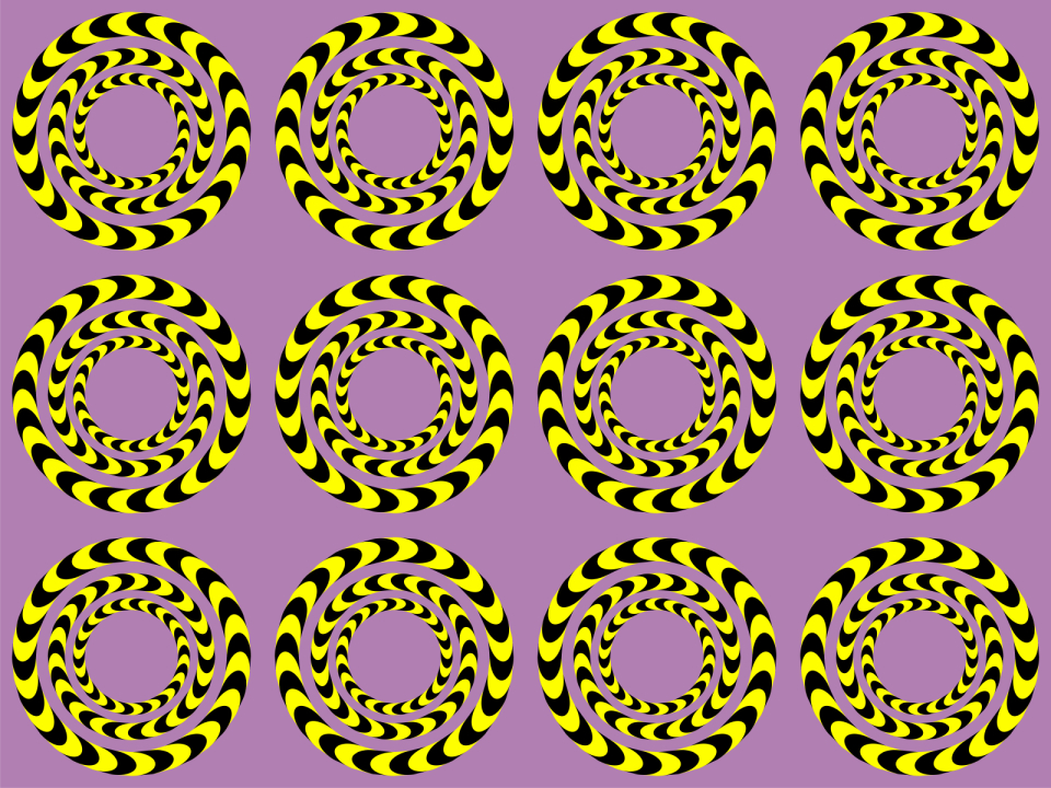 illusions optical cool eyes fool