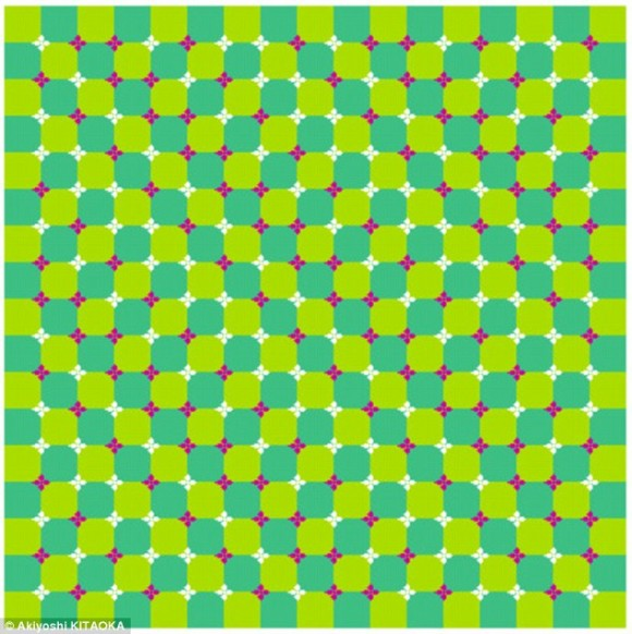 wobbling-green-dots