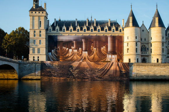 conciergerie flood illusion