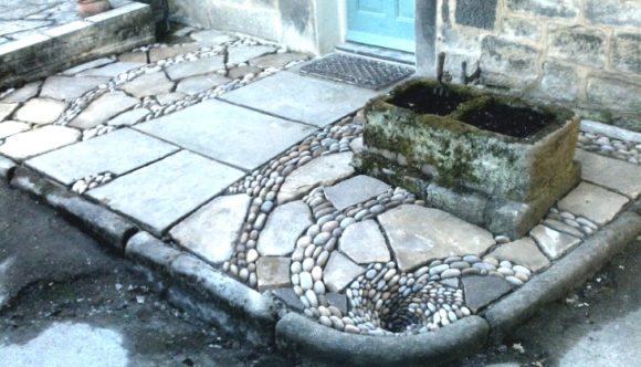 patio whirlpool illusion