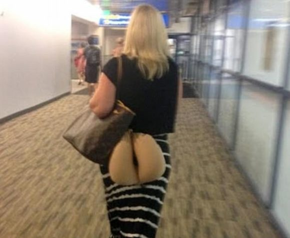 airport passenger cushion nude illusion