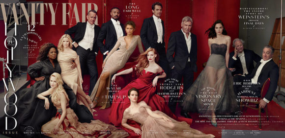 vanity fair hollywood original cover