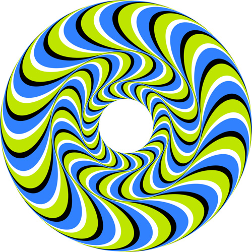 Printable Optical Illusions