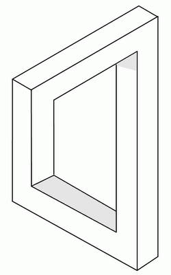 how to make impossible objects