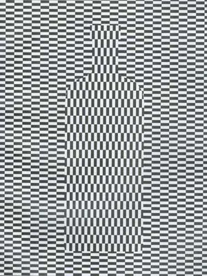 Jesus Optical Illusion No 2