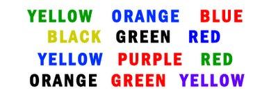 Color Test Illusion