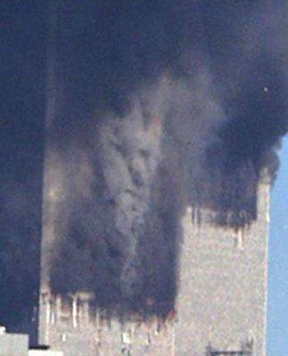 Image result for world trade center demon smoke